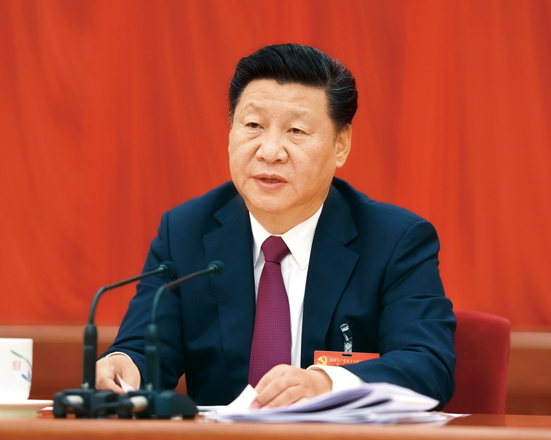 习近平:增强推进党的政治建设的自觉性和坚定性